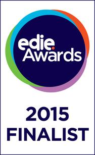edie awards finalist 2015