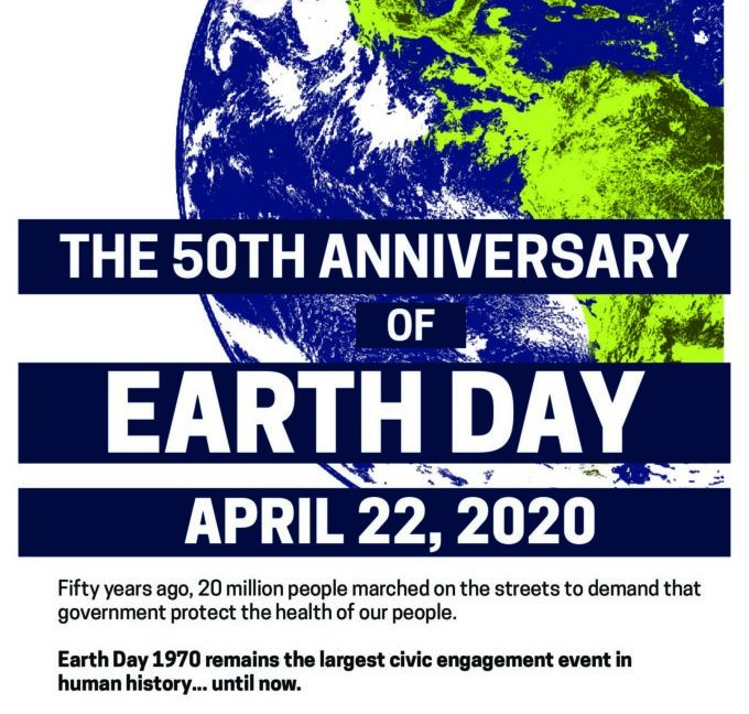 Celebrating Earth Day 2020 – and why we must achieve a new normal post COVID-19