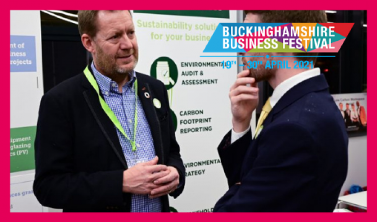 Getting started with environmental sustainability – free webinar for Buckinghamshire Business First